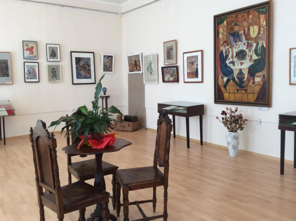 Название: В_музее Билибина.jpg Просмотров: 144  Размер: 168.0 Кб